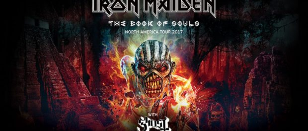 Book of Souls Tour